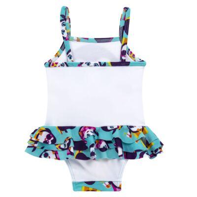 Imagem 5 do produto Conjunto de banho Pinguim: Camiseta + Maiô - Puket - KIT PK PINGUIM Camiseta + Maio Pinguim Puket-4