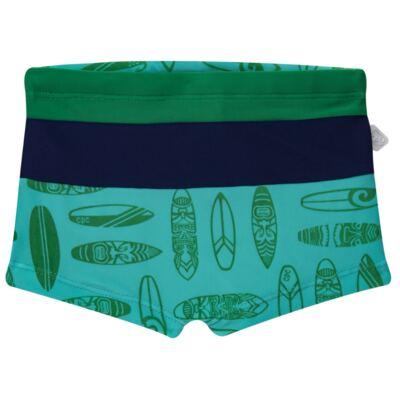 Imagem 3 do produto Conjunto de Banho Malibu: Camiseta surfista + Sunga - Cara de Criança - KIT 1 2573: SB2573+CSAL2573 SUNGA E CAMISETA PRANCHAS DE SURF-1