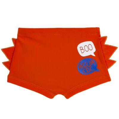 Imagem 2 do produto Sunga boxer para bebe em lycra Monster - Cara de Criança - SBB2533 MONSTRO SBB SUNGA BOXER BEBE LYCRA-GG