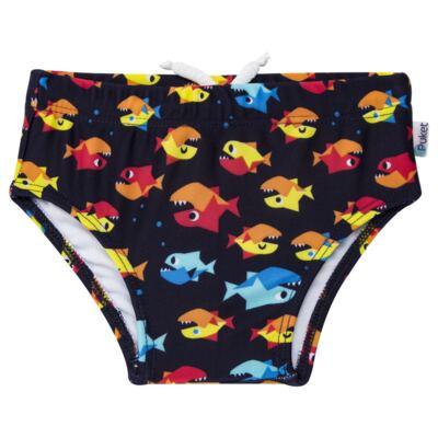 Imagem 4 do produto Conjunto de banho Piranha: Camiseta + Sunga - Puket - KIT PK PIRANHA Camiseta + Sunga Piranha Puket-4