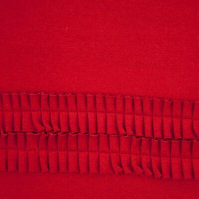 Imagem 3 do produto Body curto para bebe em cotton Coroinhas - Vicky Lipe - 89843 BODY MC FEMININO COTTON COROA-GG