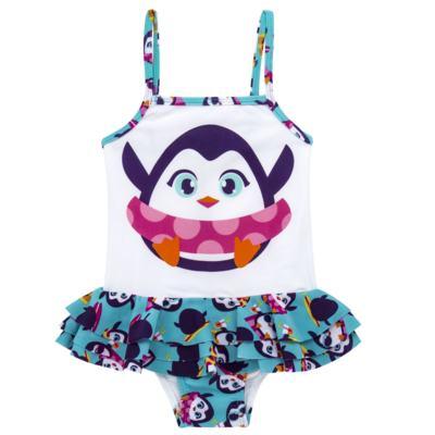 Imagem 1 do produto Maiô infantil em lycra Pinguim - Puket