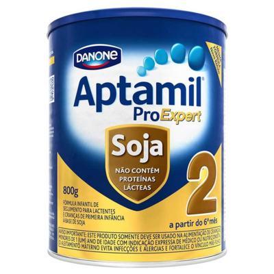 Imagem 1 do produto Aptamil 2 Soja 800g