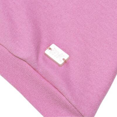 Imagem 5 do produto Body curto com Shorts em algodão egípcio c/ jato de cerâmica e filtro solar fps 50 L'Hortensia - Mini & Kids - CBS1746 CJ. BODY MC SHORTS SUEDINE HORTÊNCIAS-G