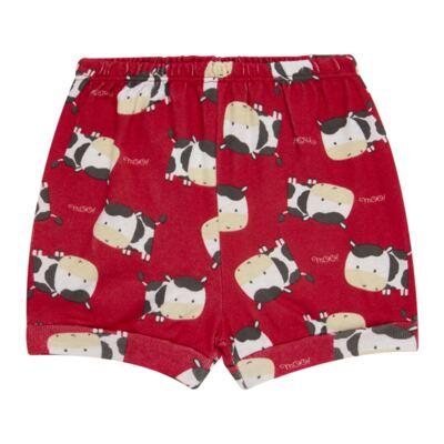 Imagem 4 do produto Body curto com Shorts para bebe em high comfort Vaquinha - Vicky Lipe - 18280001.38 CONJ.BODY C/SHORTS - SUEDINE-M