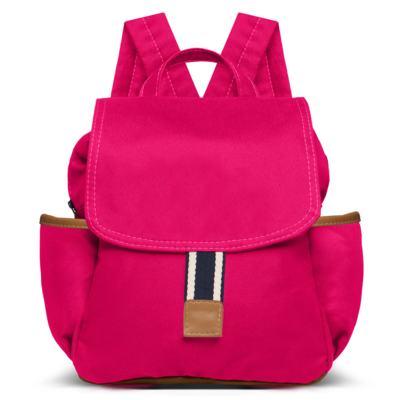 Imagem 2 do produto Mochila maternidade + Frasqueira térmica Adventure em sarja Pink - Classic for Baby Bags
