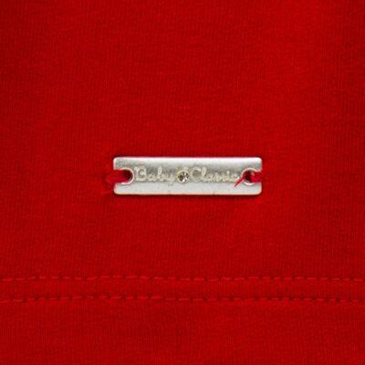 Imagem 5 do produto Bata com Legging para bebe em cotton Ribbon Roses - Baby Classic - 18210002.21 BLUSA C/ LEGGING  MALHA/ COTTON LACO-2