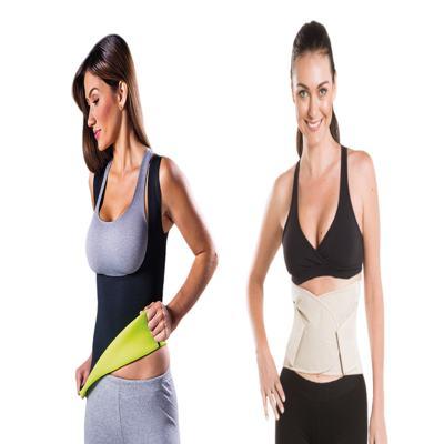 Imagem 2 do produto Fitnow T-Shirt Polishop Feminino + Shapenow - | Fitnow T-Shirt Fem. P + Shapenow Nude P