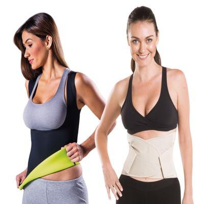 Imagem 1 do produto Fitnow T-Shirt Polishop Feminino + Shapenow - | Fitnow T-Shirt Fem. M + Shapenow Nude M