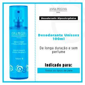 Desodorante Anna Pegova - Déodorant Hypoallergénique - 100ml
