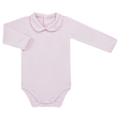 Imagem 6 do produto Jardineira com Body longo para bebe em viscomfort Bellamy - Petit - 16084168 JARDINEIRA BODY ML VISCOMF/ SU URSA -P