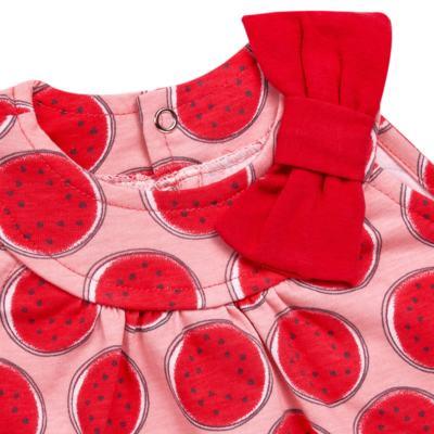 Imagem 2 do produto Macacão regata para bebe em malha Melancia - Tilly Baby - TB168443 MACACAO REGATA FEM MELANCIA-P