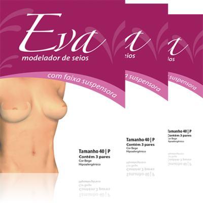 Imagem 1 do produto Modelador de Seios EVA AMP - Tamanho 46
