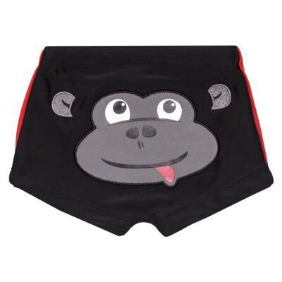 Imagem 1 do produto Sunga Boxer em lycra Gorilla - Cara de Criança - SBB1921 GORILA SUNGA BOXER BEBE LYCRA-P