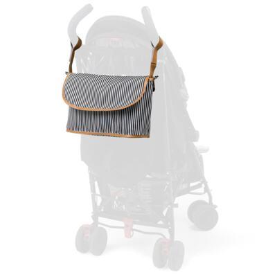 Imagem 6 do produto Mala maternidade Vintage + Bolsa Everyday + Frasqueira Organizadora + Necessaire Manhattan Preta  - Masterbag