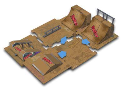 Imagem 1 do produto Prodeck Skate Park - BR346