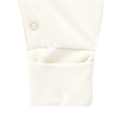 Imagem 2 do produto Macacão longo para bebe em algodão egípcio Ovelhinha - Bibe - 40C01-H26 MAC ML BAS OVELINHAS-RN