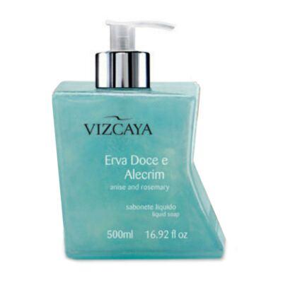 Imagem 1 do produto Vizcaya Sabonete Líquido Erva Doce e Alecrim 500ml