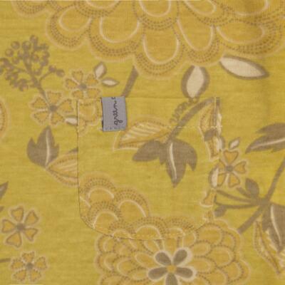 Imagem 4 do produto Macacão com golinha para bebe em malha Spring Garden - Green - G5100810.300 MACACAO PAZ G AMARELO-M