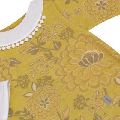 Imagem 2 do produto Macacão com golinha para bebe em malha Spring Garden - Green - G5100810.300 MACACAO PAZ G AMARELO-RN
