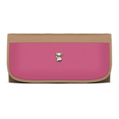 Imagem 4 do produto Bolsa maternidade para bebe Genebra + Frasqueira Térmica Zurique + Trocador Portátil Due Colore Pink - Classic for Baby Bags
