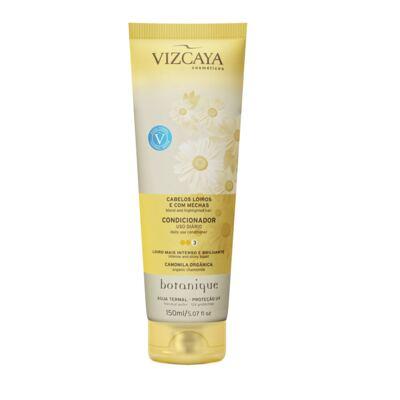 Imagem 2 do produto Shampoo Vizcaya Botanique Loiros e com Mechas 200ml + Condicionador Vizcaya Botanique Loiros e com Mechas 150ml