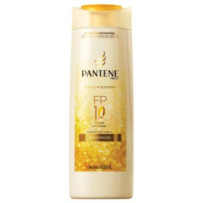 Imagem 2 do produto Kit Shampoo Pantene Summer Edition 400ml + Aparelho Gillette Venus Tropical 3 Unidades