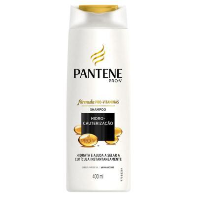 Imagem 2 do produto Kit Pantene Hidro Cauterização Shampoo 400ml + Ampola de Tratamento 15ml