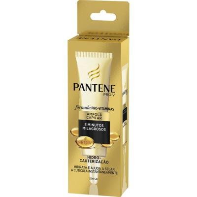 Imagem 3 do produto Kit Pantene Hidro Cauterização Shampoo 400ml + Ampola de Tratamento 15ml
