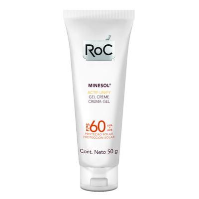 Imagem 3 do produto Kit Roc Clarifiant 40ml + Protetor Solar Roc Minesol Actif Protect FPS 60 50g