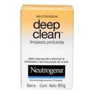 Imagem 2 do produto Tônico 2 em 1 Energizing Neutrogena Deep Clean 200ml + Neutrogena Sabonete Facial Deep Clean Energizante 80g