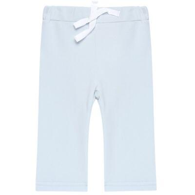 Imagem 4 do produto Body longo com Calça em viscomfort Le Petit Azul - Baby Classic - 18660001.03 CONJ.BODY C/GOLA E CALÇA - VISCOMFORT-RN