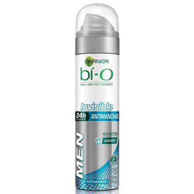 Imagem 2 do produto Kit Desodorante Bio-O Aerosol Invisible Masculino 150ml 3 Unidades