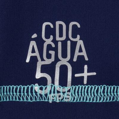 Imagem 4 do produto Conjunto de Banho Laguna: Camiseta surfista + Sunga - Cara de Criança - KIT 1 2576: SB2576 + CSA2576 SUNGA E CAMISETA PRANCHA BLUE-4