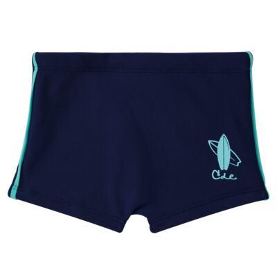 Imagem 5 do produto Conjunto de Banho Laguna: Camiseta surfista + Sunga - Cara de Criança - KIT 1 2576: SB2576 + CSA2576 SUNGA E CAMISETA PRANCHA BLUE-4