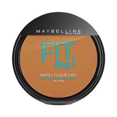 Imagem 4 do produto Fit Me! Maybelline - Pó Compacto para Peles Médias - 220 - Médio Pra Mim