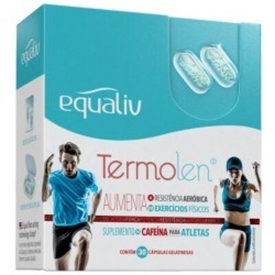 Imagem 1 do produto Termolen Equaliv 30 cápsulas gelatinosas