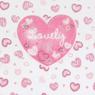 Imagem 3 do produto Blusão com Calça para bebe moletom Amour - Vicky Lipe