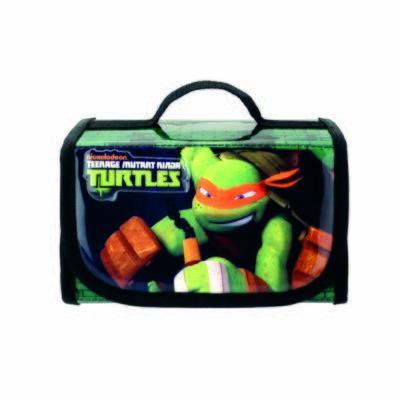 Imagem 1 do produto Estojo de Pintura Tartarugas Ninja - BR112