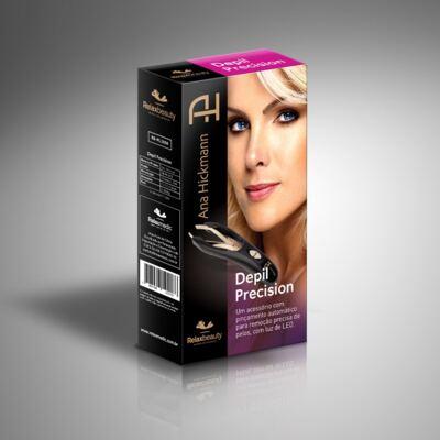 Imagem 4 do produto Pinça Ana Hickmann Depil Precision Relaxbeauty
