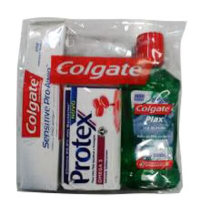 Imagem 1 do produto Mini Kit Higiene Colgate Brinde