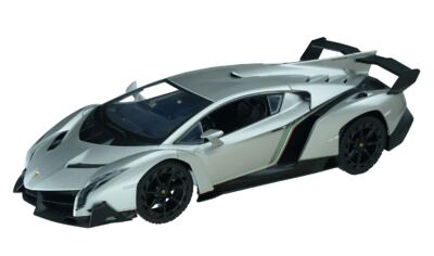 Imagem 1 do produto Carrinho Controle Remoto XQ - Lamborghini Veneno - 1:18 - BR444