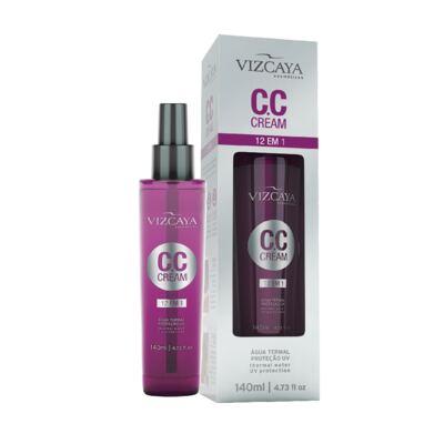 Imagem 1 do produto CC Cream Vizcaya 12 em 1 140ml