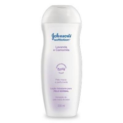 Imagem 1 do produto Loção Hidratante Johnson´s Soft Lavanda Camomila 200ml