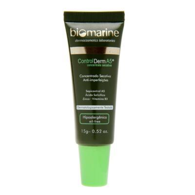 Imagem 7 do produto Biomarine Control Derm A5 Concentrado Secativo Antiacne - Biomarine Control Derm A5 Concentrado Secativo Antiacne 15g