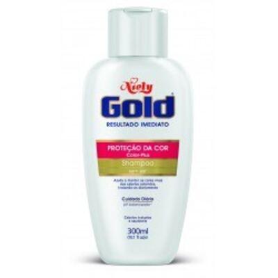 Imagem 1 do produto Shampooo Niely Gold Proteção da Cor 300ml - Shampoo Niely Gold Proteção da Cor 300ml