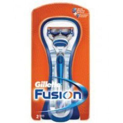Imagem 1 do produto Aparelho de Barbear Gillette Fusion Regular - 1 unidade