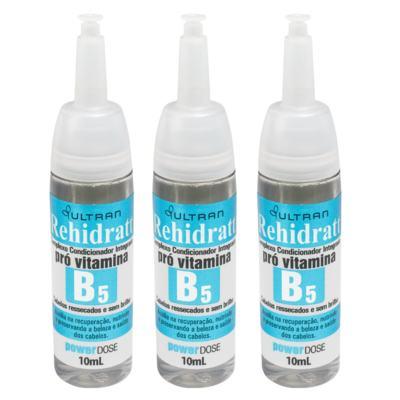 Imagem 1 do produto Vitamina B5 Rehidratt Ultran 10ml 3 Unidades
