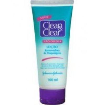 Imagem 1 do produto Demaquilante Clean Clear Johnson´s 100g