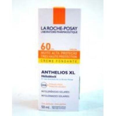Imagem 1 do produto Creme Anthelios Helioblock Tratamento Fondante FPS 60 50ml